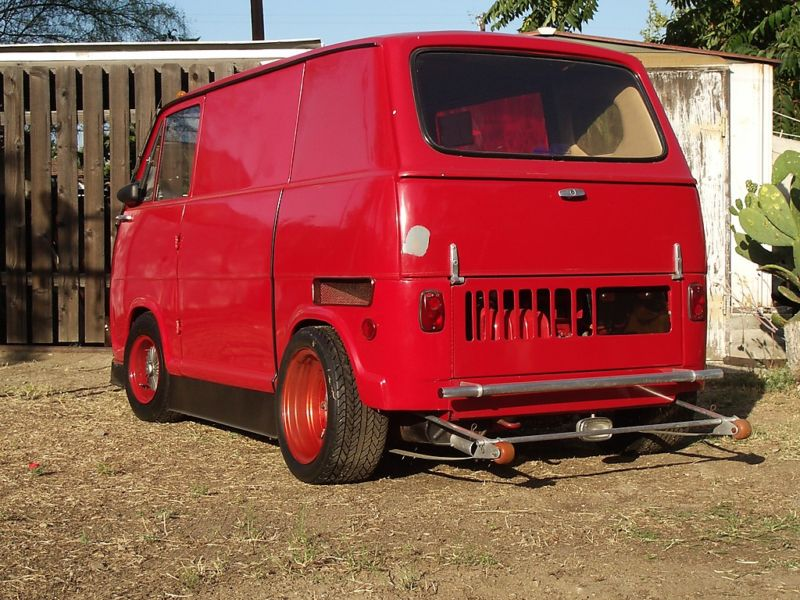 custom red subaru 360 van. Black Bedroom Furniture Sets. Home Design Ideas